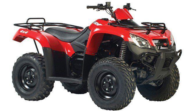 Kymco ATV 300cc or Similar