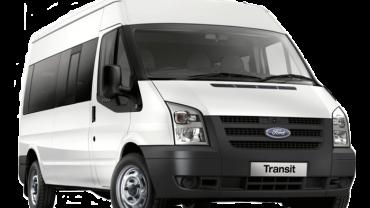 Ford Transit 9 Seats or Similar